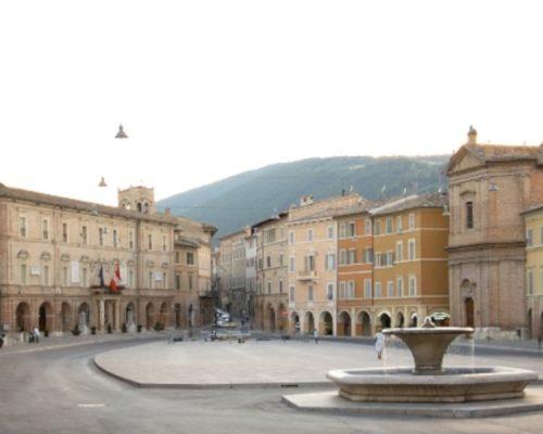 San Severino Marche - Piazza